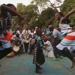 Wędrowiec: Baaba Maal / fot. materiały AfryKamera