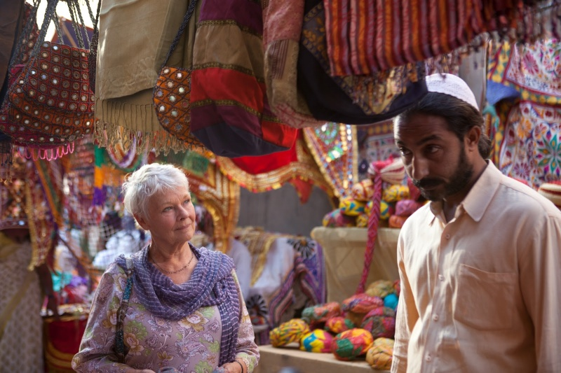 Watch The Best Exotic Marigold Hotel For Free Online
